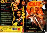 CUT - FILM AB...und SCHNITT ! - SUNFILM gr.Cover - VHS