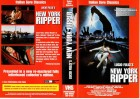 NEW YORK RIPPER - italien Gore Classics gr.Cover - VHS