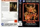 DER MANN MIT DER TODESKRALLE - WARNER gr.Cover Erstauf- VHS