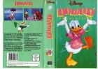 DONALD PRÄSENTIERT  577 - Walt Disney gr.Cover - VHS