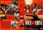 ONCE UPON A TIME IN CHINA - highlight gr.Cover - VHS