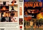 DIE MACHT DER NINJA 2 - CONDOR gr.Hartbox - VHS