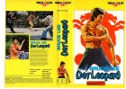 BRUCE LEE DER LEOPARD - MOVIE STAR gr.Cover- VHS