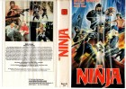 DER NINJA - Wang Tao,Jackie Chan - ALLVIDEO gr.Cover - VHS