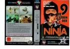 DIE 9 LEBEN DER NINJA - VPS kl.Cover - VHS