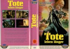 TOTE LEBEN L�NGER - COSMOS gr.Hartbox - VHS