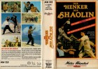 DER HENKER DER SHAOLIN - Chang Lee - MH gr.Hartbox - VHS