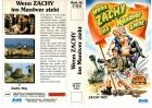 WENN ZACHY INS MANÖVER ZIEHT - ATLANTA - VHS