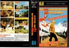 DIE 72 TODESREBELLEN DER SHAOLIN - MH schw. gr.Cover-VHS