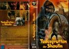DIE TODESGROTTEN DER SHAOLIN - VPS gr.HARTBOX - VHS