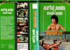 MARTIAL MONKS OF SHAOLIN TEMPLE - SPITFIRE gr.HARTBOX - VHS