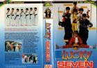 LUCKY SEVEN - KULT - SPITFIRE gr.HARTBOX - VHS