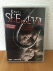 See no evil mit Kane DVD Extended Version sehr guter Zust