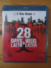 28 Days Later / 28 Weeks Later  - 2 Blurays OVP