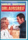 Urlaubsreif DVD Adam Sandler, Drew Barrymore NEUWERTIG