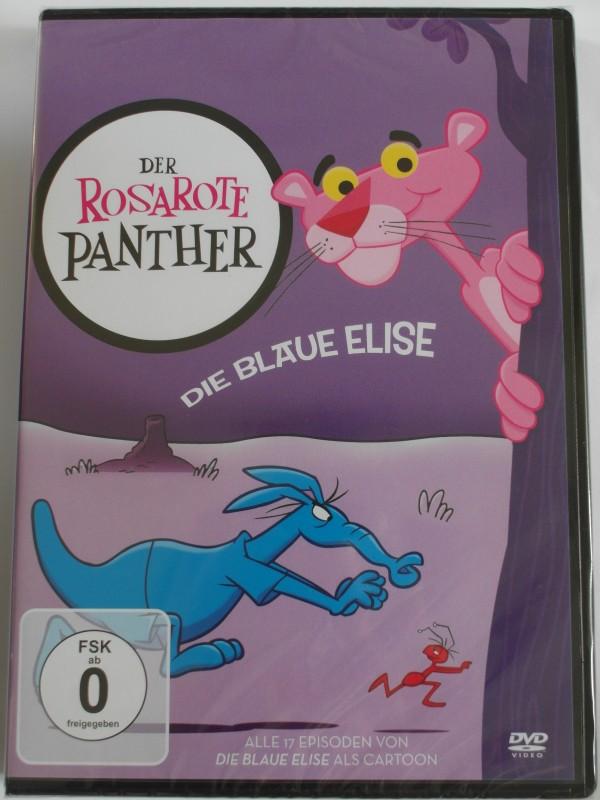 Der Rosarote Panther - Die Blaue Elise - Alle 17 Episoden