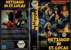 HETZJAGD IN ST. LUCAS - CANNON VMP gr.HARTBOX - VHS