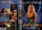 NAKED SOULS - Pamela Anderson - STARLIGHT gr.HARTBOX- VHS
