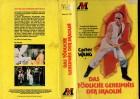 DAS TÖDLICHE GEHEIMNIS DER SHAOLIN - MONTE gr.HARTBOX- VHS