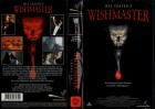 WISHMASTER 1 - DAS ORIGINAL - marketing-film gr.HARTBOX- VHS