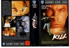 HARD TO KILL - Steven Seagal - WARNER gr.Cover - VHS