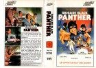 BRIGADE BLACK PANTHER - SHAW BROTHERS- GLORIA gr.Cover - VHS