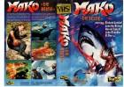 MAKO - DIE BESTIE - Toppic gr.Cover - VHS