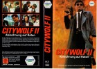 CITY WOLF 2 - Ti Lung - CANNON VMP gr.Cover - VHS