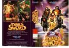 DEVIL`S SWORD - Rebell gr.Cover - VHS