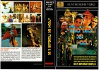 DIE 18 BRONZEGIRLS DER SHAOLIN - MIKE HUNTER gr.Cover - VHS