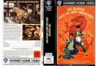 DIE BANDE DES GELBEN DRACHEN - WARNER gr.Cover - VHS