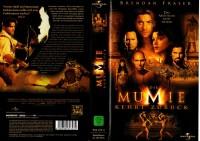 DIE MUMIE KEHRT ZURÜCK - UNIVERSAL gr.Cover - VHS