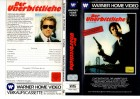 DER UNERBITTLICHE - Clint Eastwood - WARNER gr.Cover - VHS