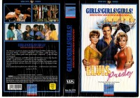 GIRLS ! GIRLS ! GIRLS - Elvis Presley -Screen VPS.Cover- VHS