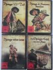 Django FSK 18 Western Sammlung, Paket 4 Filme - Sartana
