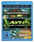 Science Fiction - 3er Pack [Blu-ray]