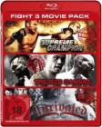 Fight 3 Movie pack Blu-Ray