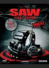 SAW 1-7 Final Edition UNRATED (7 Blu-Rays) - NEU & OVP