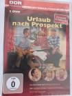 Urlaub nach Prospekt - Köfer, Heinz Rennhack, Rolf Herricht