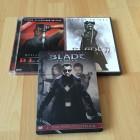 BLADE 1 - 3 mit Wesley Snipes auf 4 DVDs UNCUT