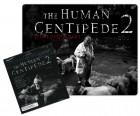 Mousepad The Human Centipede 2 + bluray