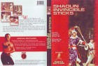 Shaolin Invincible Sticks - US DVD - Videoasia