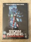Storm Warning - Extreme Edition Unrated - DVD