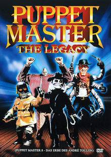 Puppet Master 8 - The Legacy (Amaray)