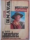 Die Comancheros - Texas Ranger John Wayne, Lee Marvin