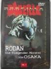 Die fliegenden Monster von Osaka - Godzilla, Rodan, Japan