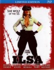 Ilsa: She Wolf of the SS - LIMITED BLU RAY COVER A