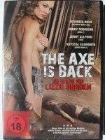 The Axe is back - Die Rache Lizzie Borden - Horror Geist