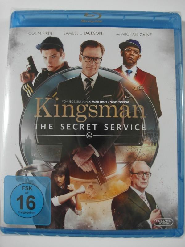 Kingsman - The Secret Service - Samuel L. Jackson, M. Caine