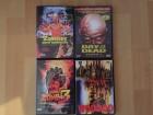 Zombie Sammlung mit 4 Filmen auf 5 DVDs